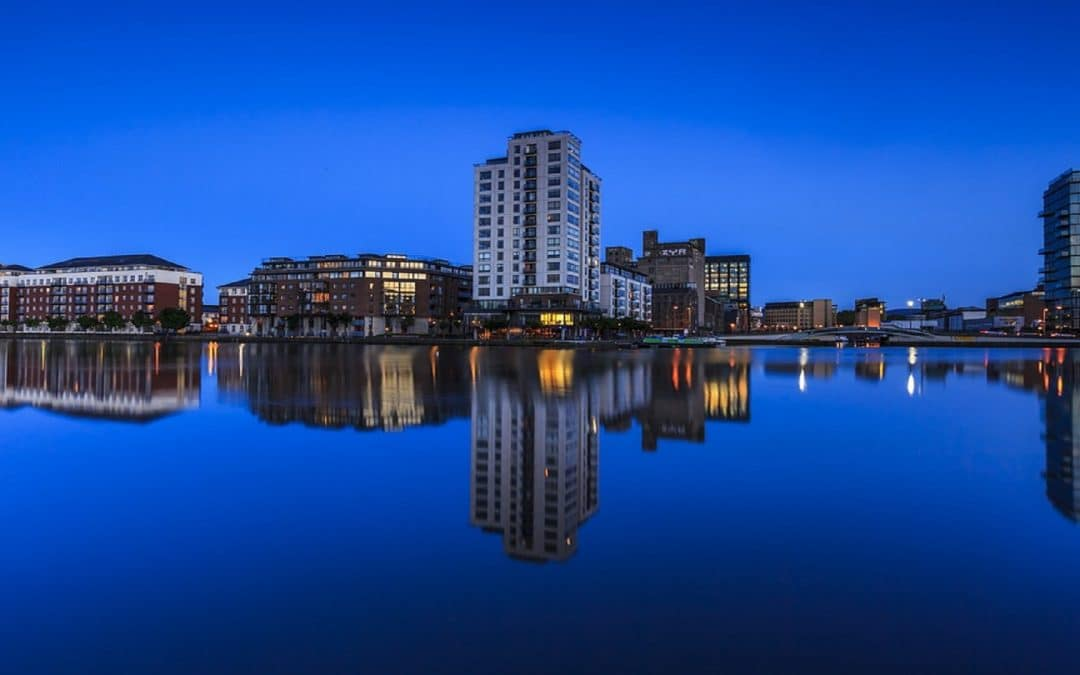 Dublin Ranked Number One Globally For Foreign Direct Investment