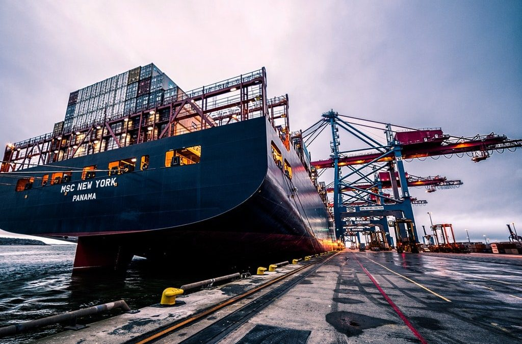 A Global Shipping Revolution is Weeks Away — Here are the Likely Winners and Losers