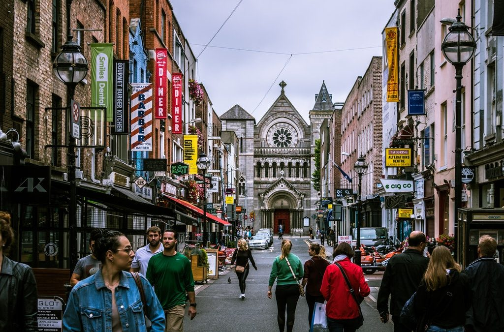 Ireland is EU's 'Least Taxed' Member State