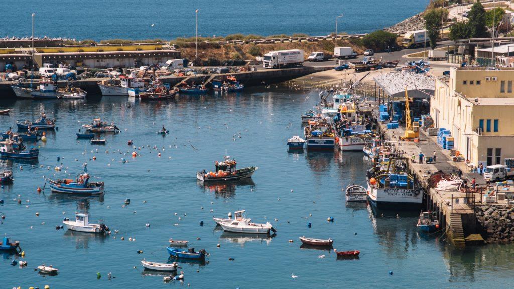 fishing industry blue economy